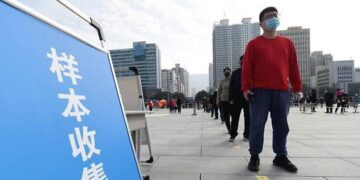 "الصين: مخاوف من تكرار سيناريو ""ووهان"""