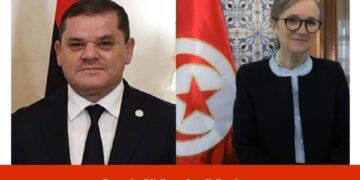 """بودن تؤكد لنظيرها الليبي استعداد تونس تقديم """"كافة أشكال الدعم والمساندة للسلطة الليبية"""""""