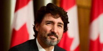 رئيس الوزراء الكندي يعلن عن حكومته الجديدة