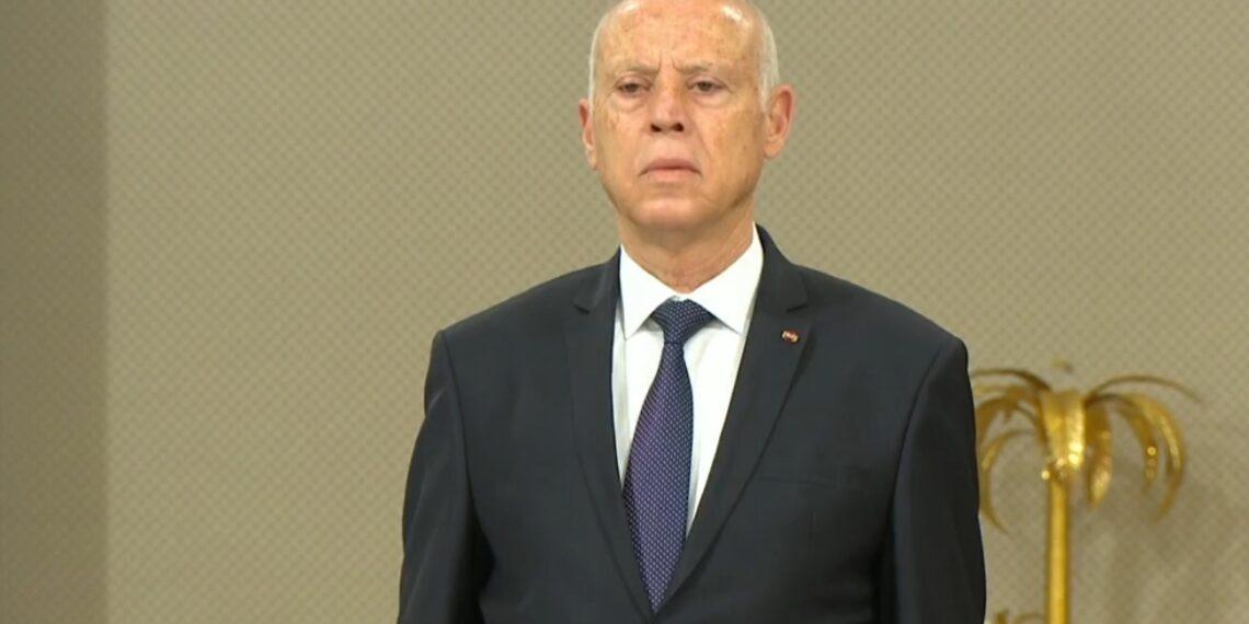 """قيس سعيّد: """"سننجح في اخراج تونس من هذا الوضع الذي تردت فيه"""""""