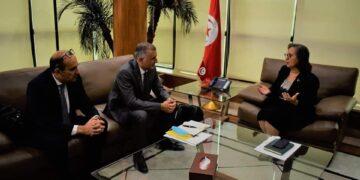 """العملاق """"إيني"""" يُوسع إستثماراته في تونس"""
