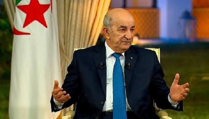 """تبون :"""" سنقوم بزيارة دولة إلى تونس بمجرد الإعلان عن الحكومة الجديدة """""""