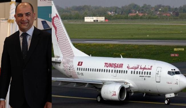 """كريم اللومي :""""الزاد البشري بالناقلة الوطنية مهدد..و الطيار التونسي يتجه نحو الخطوط السنغالية"""""""